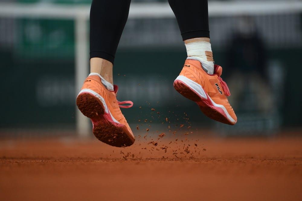 Kiki Bertens, Roland Garros 2020, third round