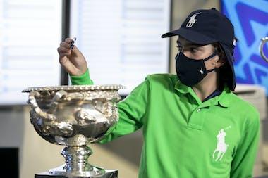 Australian Open draw 2021