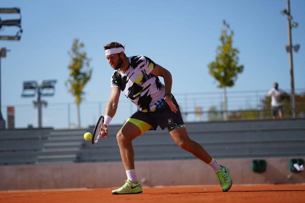 Jack Sock Roland-Garros 2020