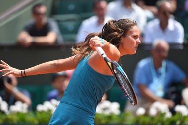 Daria Kasatkina, Roland-Garros 2018, 8è de finale