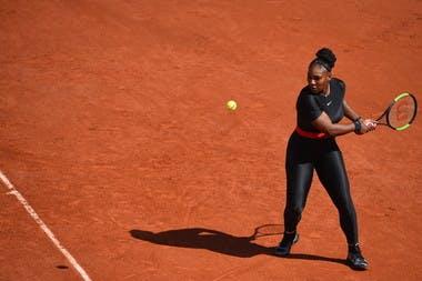 Roland-Garros 2018, 1er tour, Serena Williams,