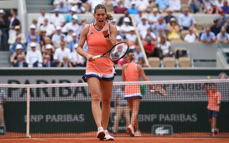 Andrea Petkovic Roland-Garros