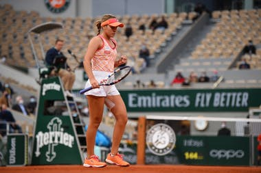 Sofia Kenin, Roland Garros 2020, semi-final