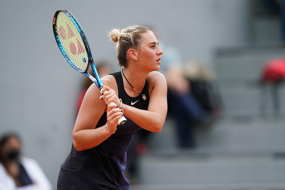 Marta Kostyuk, Roland-Garros 2021