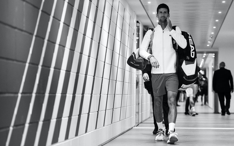 Novak Djokovic, Roland-Garros, 2è tour