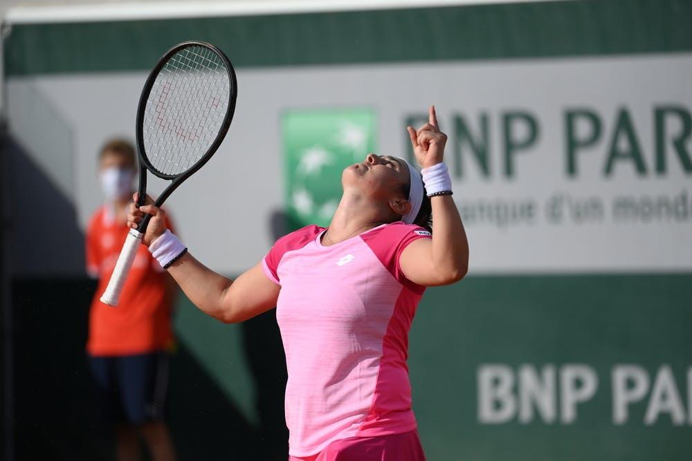 Ons Jabeur, Roland Garros 2020, second round
