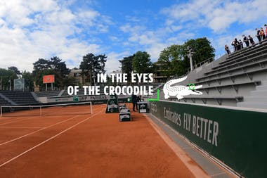 Lacoste - In the eyes of the crocodile