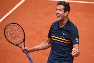 Guillermo Garcia-Lopez Roland-Garros