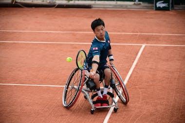 Shingo Kunieda Roland Garros 2021 wheelchair singles