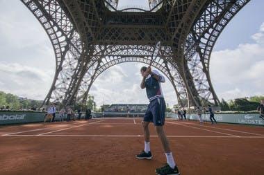 Roland-Garros dans la ville, Marin Cilic