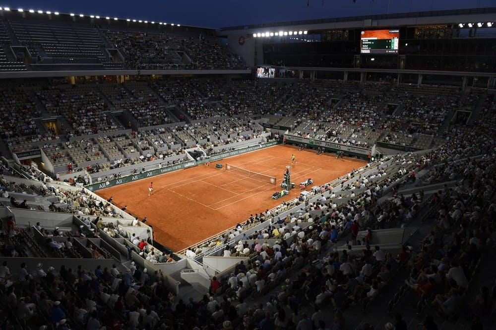 Roland-Garros 2021, semi-final