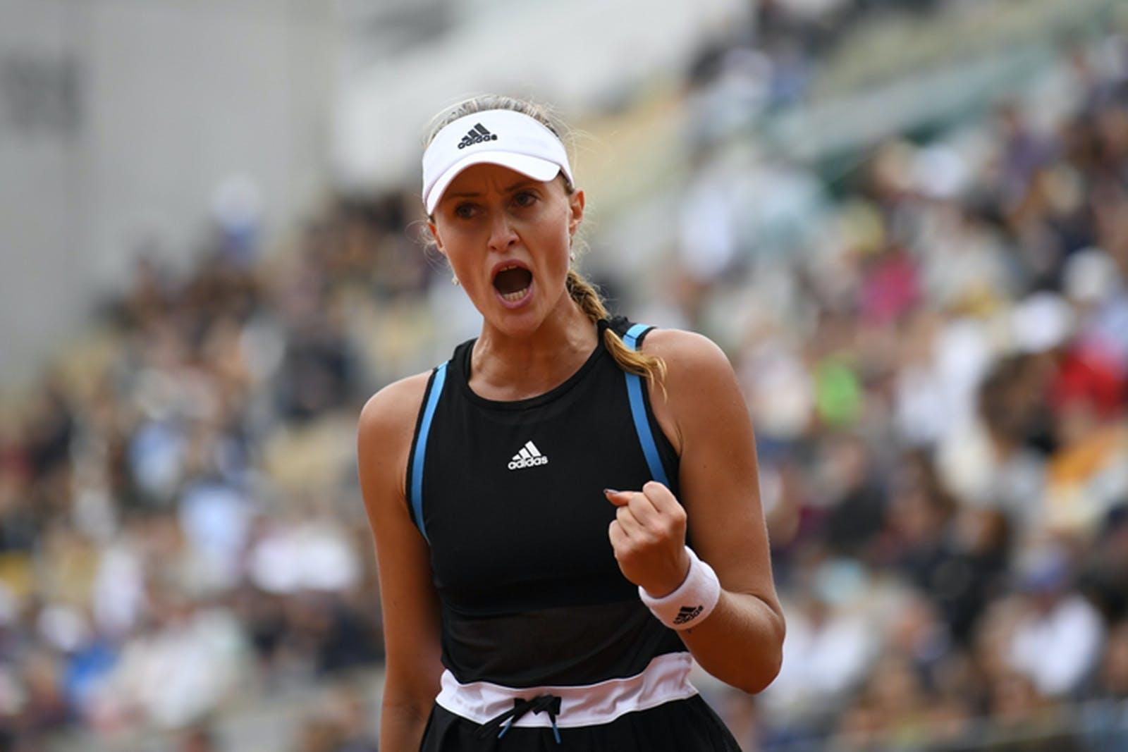 Roland-Garros 2019 - Kristina Mladenovic 1er tour