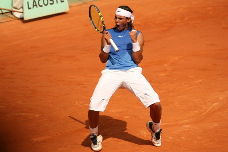 Rafael Nadal Roland-Garros 2006