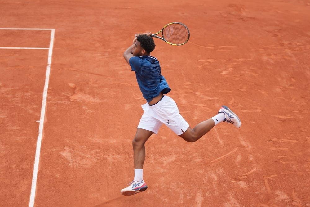 Arthur Fils, Roland-Garros 2021, boys' singles final
