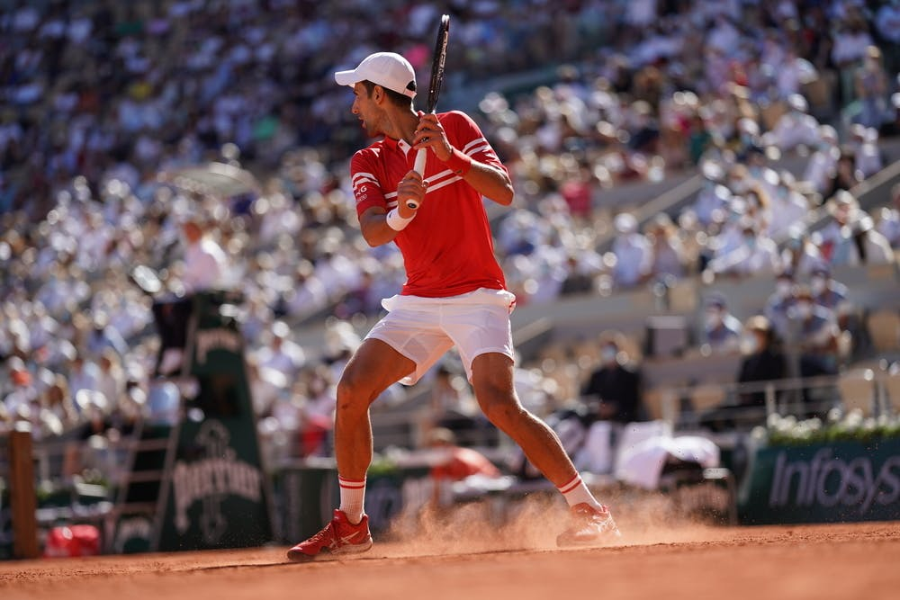 Novak Djokovic, Roland-Garros 2021, Simple Messieurs, Finale