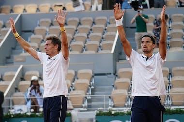 Nicolas Mahut, Pierre-Hugues Herbert, Roland-Garros 2021, men's doubles final