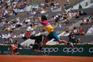 Kei Nishikori Jo-Wilfried Tsonga second round 2019
