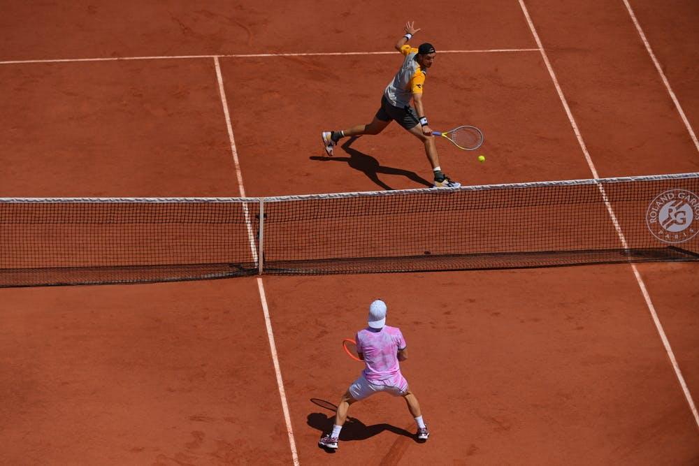 Jan Lennard Struff, Diego Schwartzman, Roland-Garros 2021, last 16