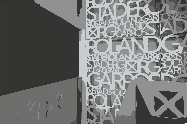 Moucharabieh Roland-Garros