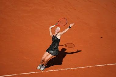 Elena Rybakina, Roland-Garros 2021, last 16