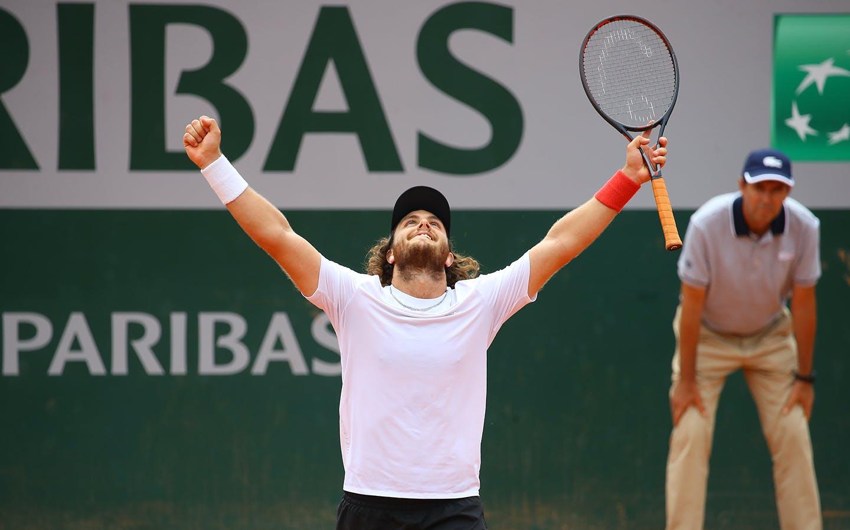 Marco Trungelliti Roland-Garros
