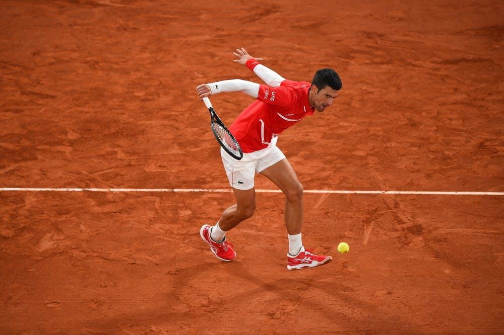 Novak Djokovic, Roland-Garros 2020, finale