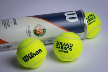 New ball Wilson - Roland-Garros 2020