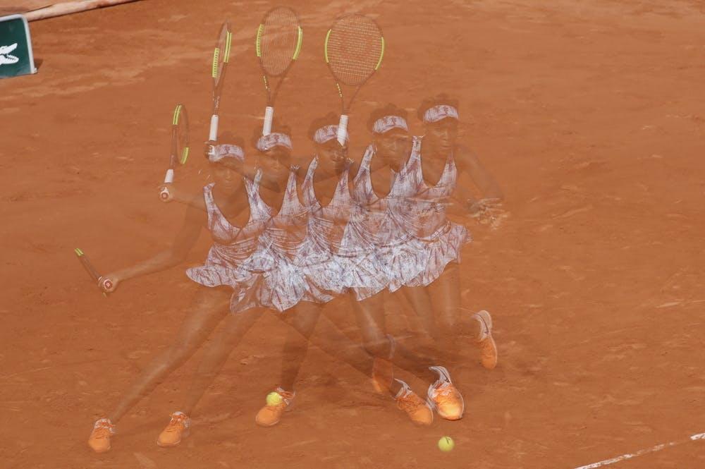 Venus Williams Court Roland-Garros