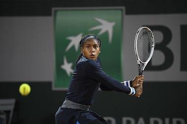 Cori Gauff Roland-Garros 2020