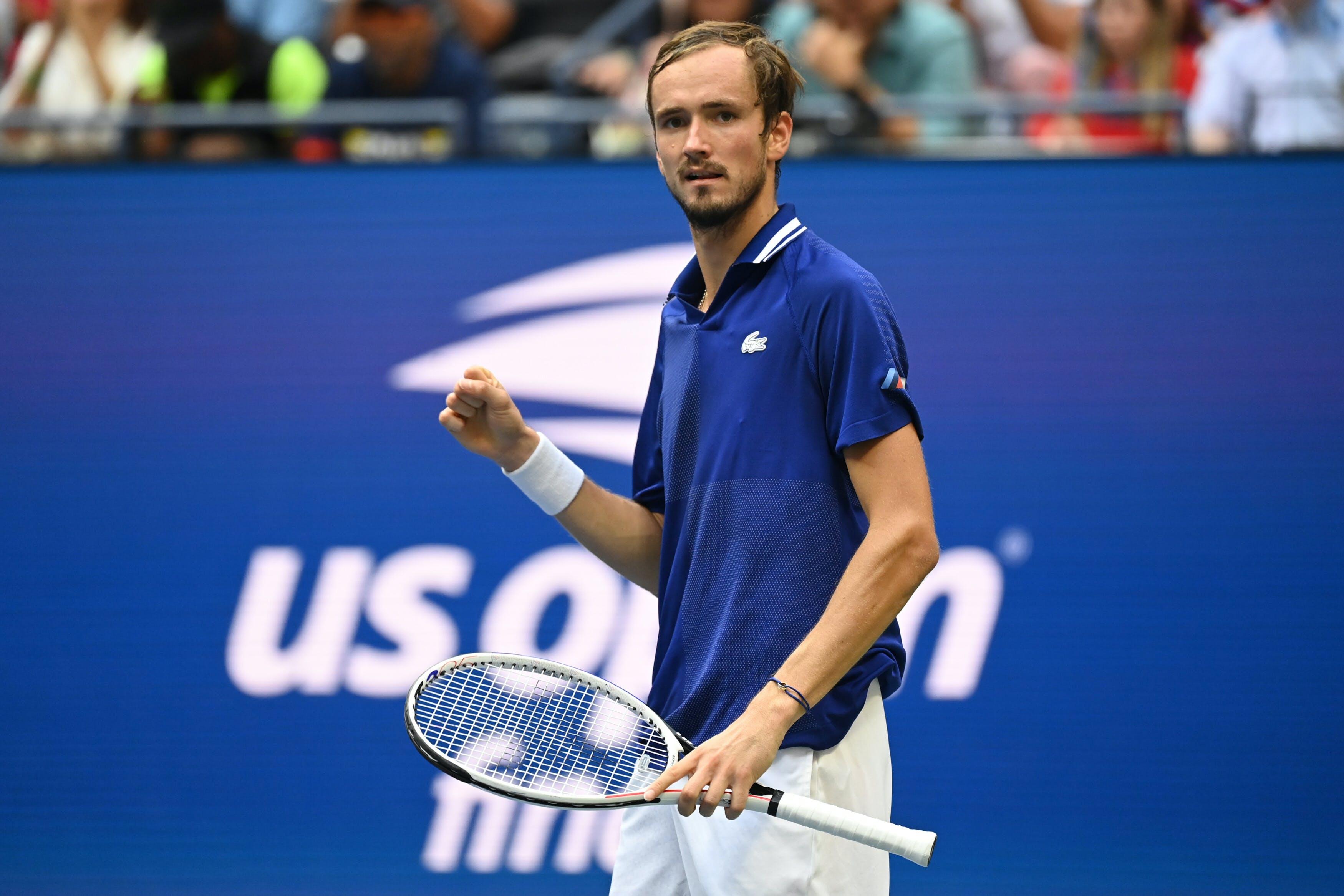 Daniiil Medvedev US Open 2021