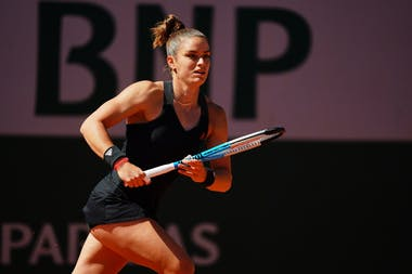 Maria Sakkari, Roland-Garros 2021 first round