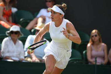 Simona Halep focusing on Wimbledon 2019