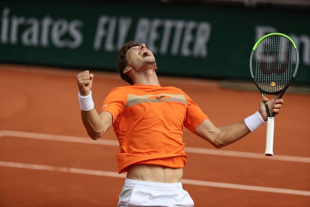 Pablo Carreno Busta, Roland Garros 2020, third round
