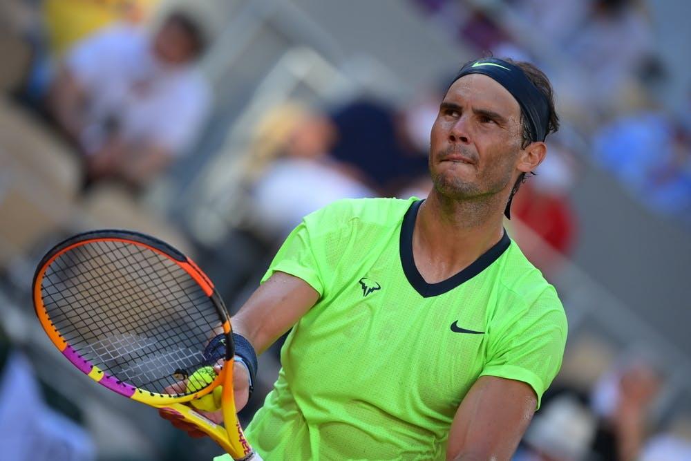 Rafael Nadal, Roland Garros 2021, semifinal