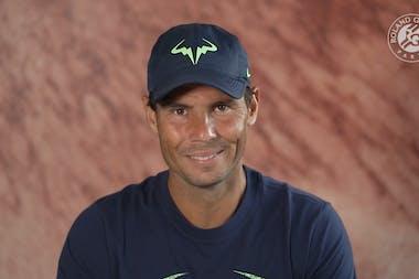 Rafael Nadal ITW
