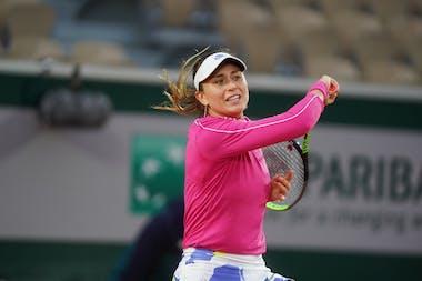 Paula Badosa, Roland-Garros 2020, 3e tour