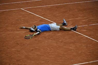 Lorenzo Giustino, Roland Garros 2020, first round