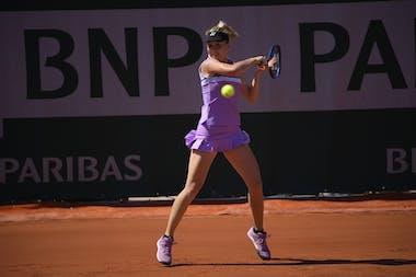 Linda Noskova Roland Garros 2021