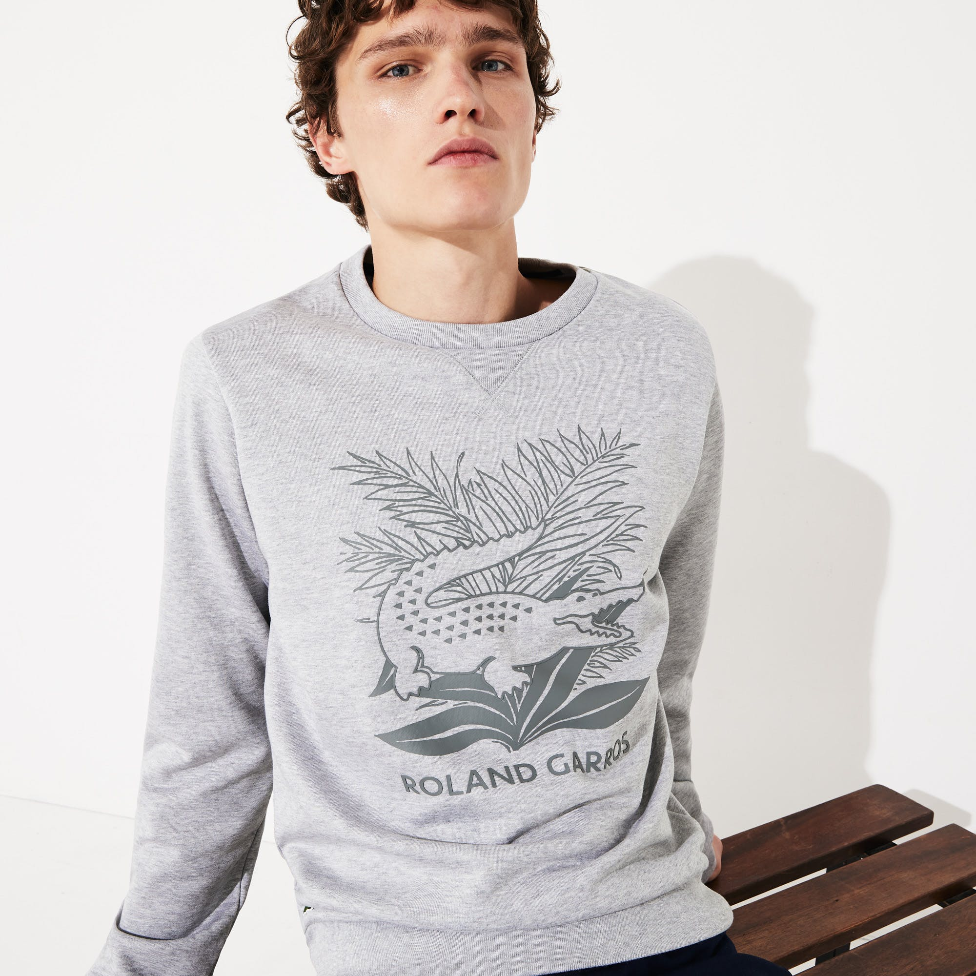 Lacoste Sweat-shirt Roland-Garros 2020