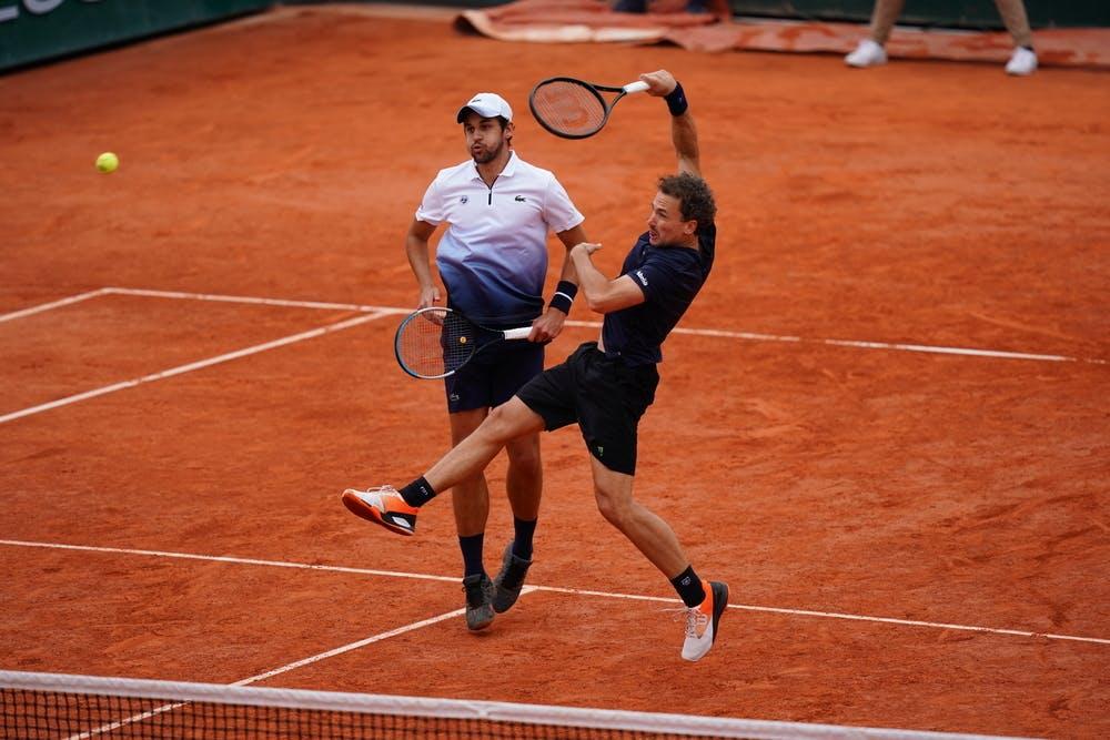Mate Pavic, Bruno Soares, Roland-Garros 2020, semi-finals