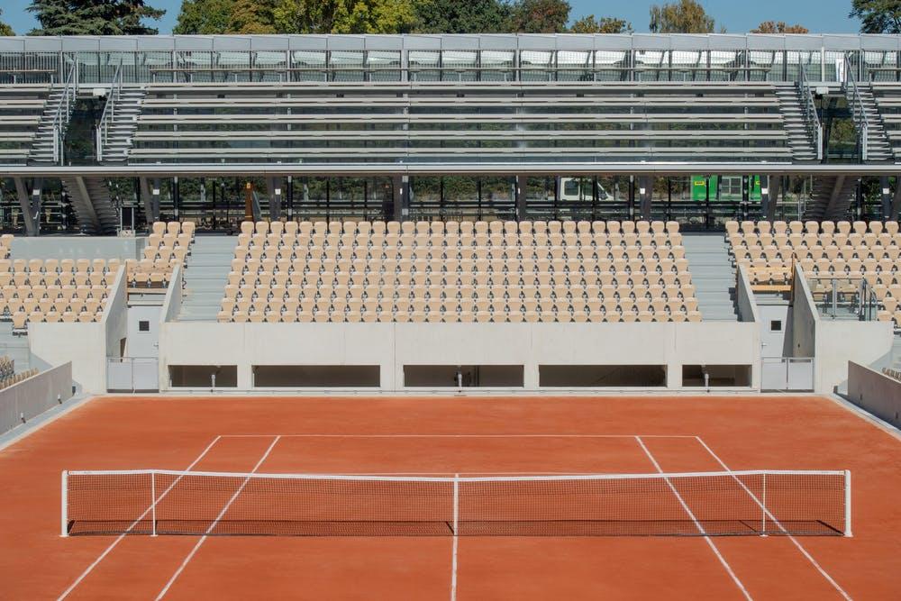 Court Simonne-Mathieu, Roland-Garros