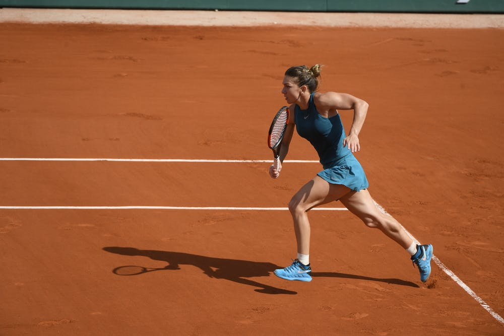Simona Halep deuxième tour Roland-Garros 2018
