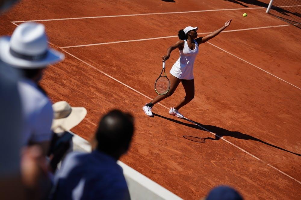 Venus Williams, Roland-Garros 2021