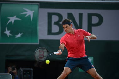 Roger Federer, Roland-Garros 2021, 3rd round