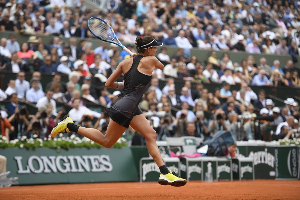 Garbine Muguruza Roland-Garros 2018