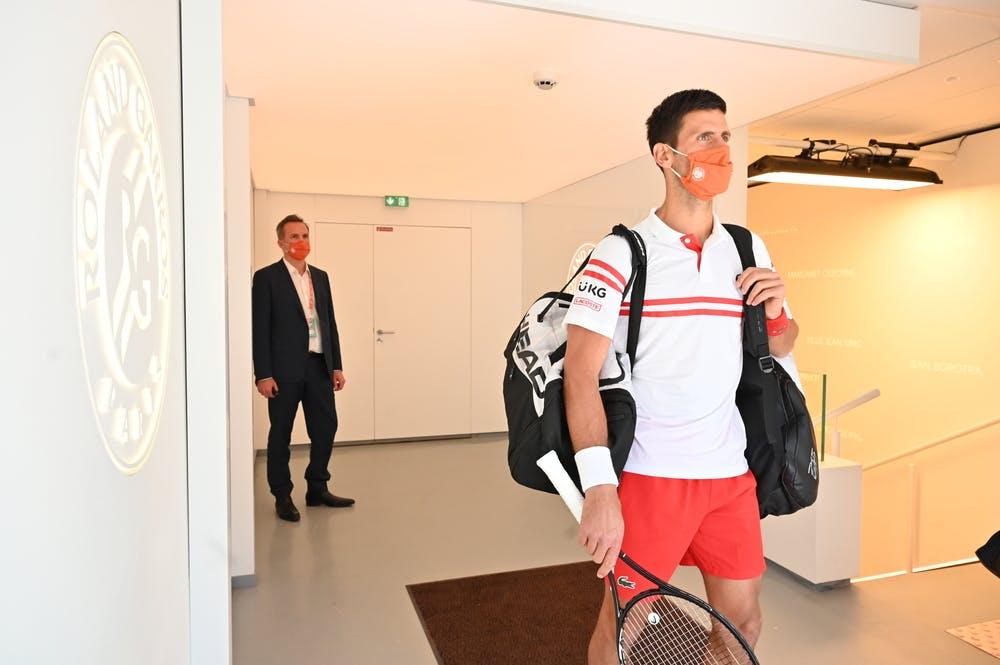 Novak Djokovic, Roland-Garros 2021, final