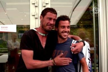 Roland-Garros 2018, Marat Safin, Marco Cecchinato
