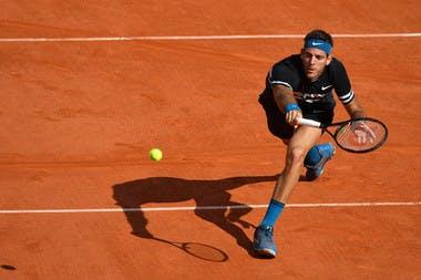 Juan Martin del Potro troisième tour Roland-Garros 2018
