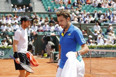 Stan Wawrinka, Andy Murray, Roland-Garros 2017, semi-final