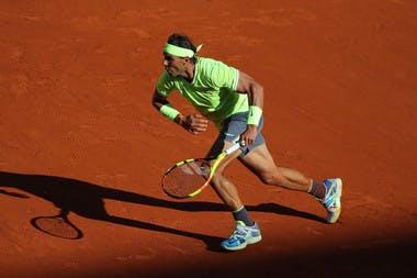 Rafael Nadal - Roland-Garros 2019 - 3e tour